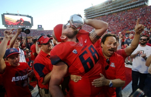 Arizona Wildcats finally catch break, Territorial Cup set for afternoon start time