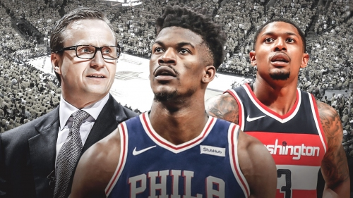 The Wizards are the biggest losers of the Jimmy Butler trade
