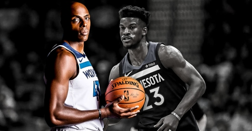 Timberwolves forward Anthony Tolliver says cloud hovering over team has finally been lifted after Jimmy Butler trade