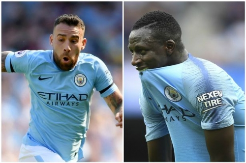 Man City handed double injury concern as Benjamin Mendy and Nicolas Otamendi withdraw from international duty