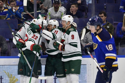 3 Things We Learned after Wild cap 7-game road trip with 3-2 victory over the Blues