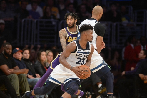 Jimmy Butler Trade Made Official