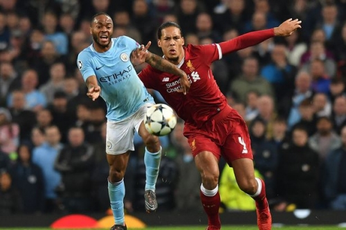 Virgil Van Dijk concedes Man City are better than Liverpool FC in Premier League title race