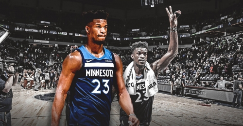 Report: Sixers' Jimmy Butler decided Friday would be his last game for Timberwolves