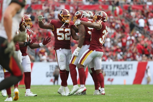 Daily Slop: Redskins have a much-needed (mostly) injury-free Sunday; Josh Norman implores fans to make FedEx Field a place to 'fear'