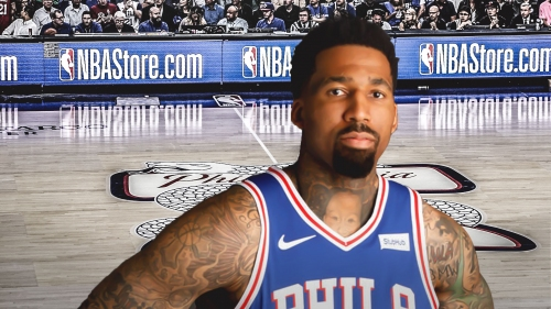 Sixers' Wilson Chandler returns to lineup Monday