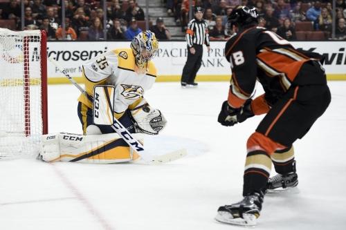 Nashville Predators @ Anaheim Ducks: Ducks' Ownership Group Flies to Anaheim