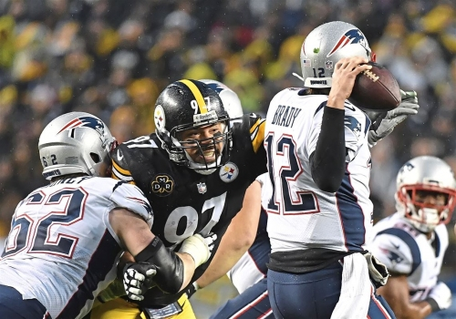 Steelers in position for a top-two seed in the AFC playoffs