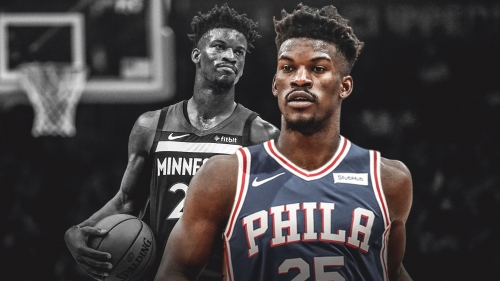 Report: Timberwolves had offers from Rockets, Pelicans on the table before trading Jimmy Butler to Sixers
