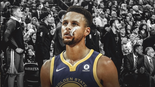 Warriors' Stephen Curry out vs. Clippers, Hawks