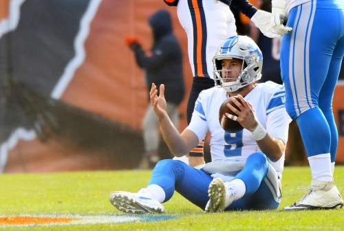 These Detroit Lions are uncompetitive, which is incomprehensible
