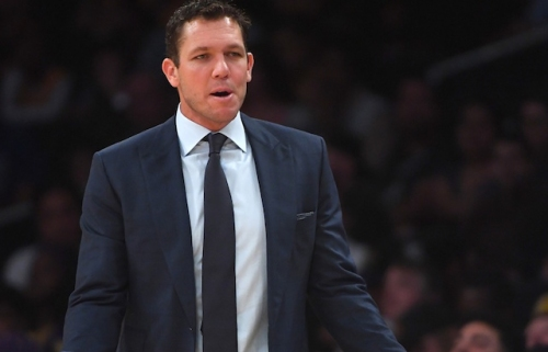 Lakers News: Luke Walton Details Process Of Taking Steps Forward, Backwards As Improvement Continues