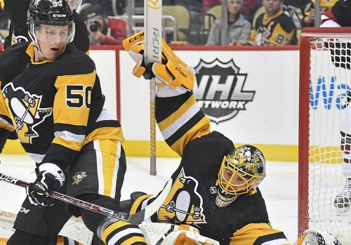 Mike Sullivan on starting Casey DeSmith: 'This by no means diminishes our faith' in Matt Murray