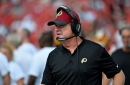 Jay Gruden Redskins Presser: Geron Christian torn MCL, out for the season