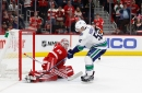 Who have been keys during Detroit Red Wings comebacks? The goalies