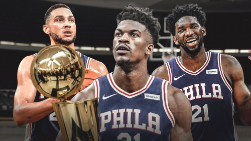Jimmy Butler says Sixers will 'figure out a way' to win a championship