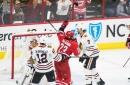 Canes vs. Blackhawks: Game Night Hub