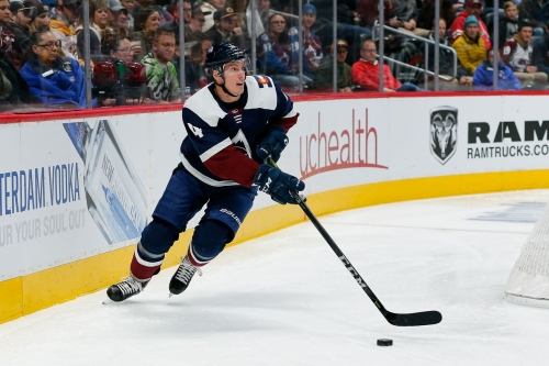 Tyson Barrie is hitting milestone and putting his name in the Avalanche record books