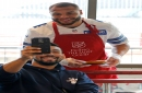 Hours after win at Philadelphia, Cowboys serve Thanksgiving meals at Salvation Army centers in Dallas and Fort Worth