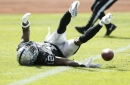 Two new injuries has Raiders WR corps severely depleted causing them to dig deep in depth chart, look to add FA
