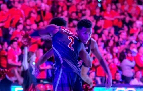 'A great group of guys': Wildcats' new-look roster relying on teamwork, togetherness
