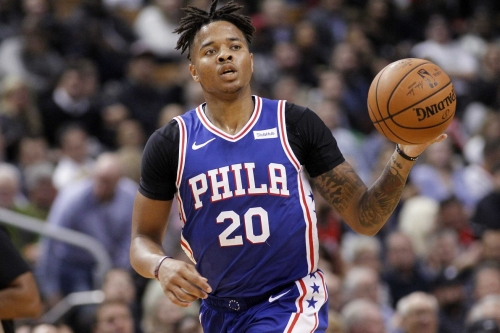 Markelle Fultz showing early signs of defensive improvement