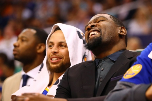 This Week in Weaponized Joy: Vote for Jones, Curry, or BOB MYERS?!