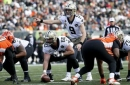 Saints, Brees piling up points at franchise-record rate