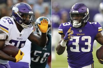 With Cook back, Vikings ready to run as weather turns cold