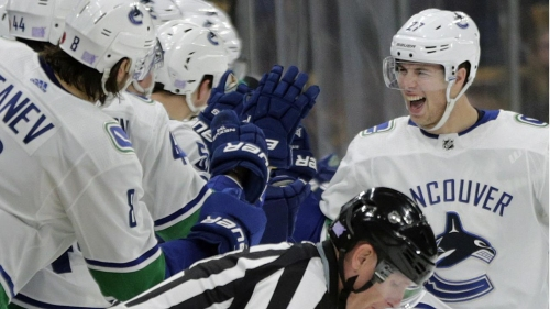 Ben Hutton earning his keep with Canucks and Travis Green