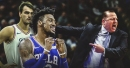 Tom Thibodeau thinks Robert Covington and Dario Saric will 'fit in well' with the Timberwolves