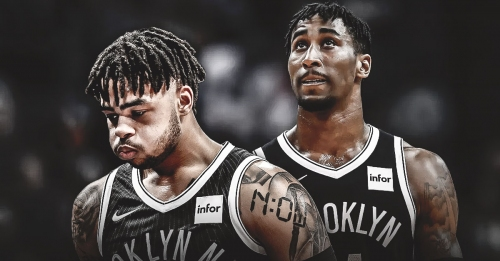 Rumors: Nets kicked tires, but never got traction on D'Angelo Russell & Rondae Hollis-Jefferson for Jimmy Butler trade talks