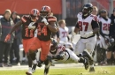 Falcons miss opportunity to stay close in NFC wild-card hunt