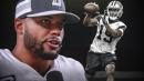 Cowboys WR Amari Cooper compliments Dak Prescott after win over Eagles