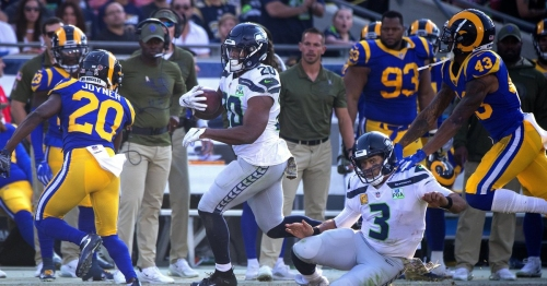 Takeaways from Pete Carroll's Monday press conference: K.J. Wright's status iffy for Packers but Chris Carson, D.J. Fluker should return