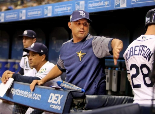 Rays Kevin Cash has a case for AL Manager of the Year award
