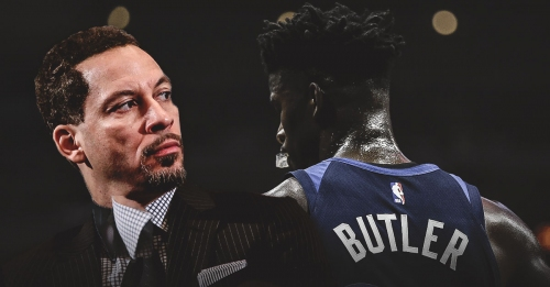 Chris Broussard says Jimmy Butler could leave Philadelphia by February