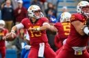 Tom Herman says Iowa State's Brock Purdy has the 'it' factor and the results say he's right