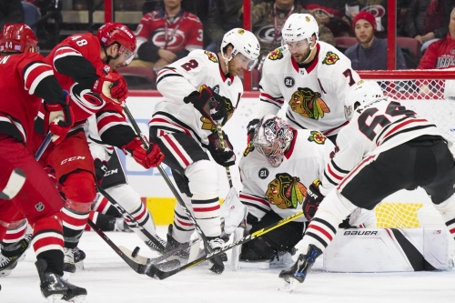 Hawks vs. Hurricanes game thread: Part 3