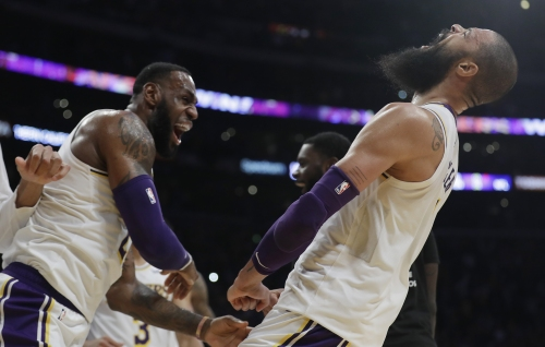 Lakers' veterans have taken a firmer leadership role during recent 5-1 run