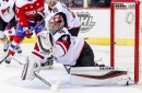 Coyotes wrap four-game road trip against Red Wings