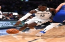Caris Levert, former Michigan Wolverine, suffers gruesome ankle injury