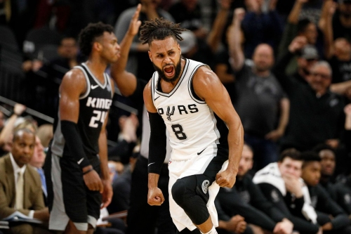 Spurs at Kings Game Thread
