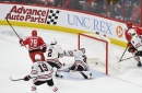 Recap: Canes come back, top Ward, Blackhawks