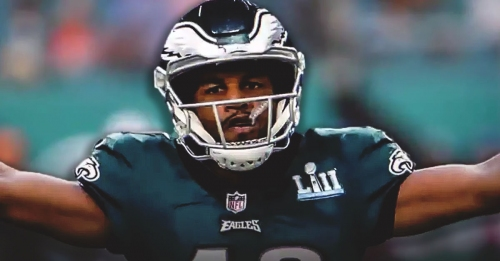 Eagles WR Golden Tate only played 29 percent of snaps in Philadelphia debut