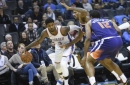 George scores 32 as Thunder roll past Suns, 118-101