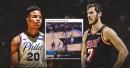 Video: Heat's Goran Dragic loses Markelle Fultz with slick crossover
