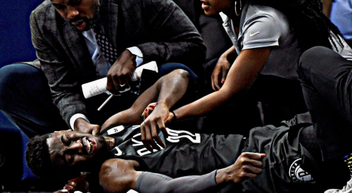 NBA players react to Nets forward Caris LeVert's gruesome injury