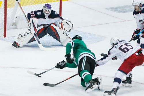 Puck don't lie:Jim Montgomery's obsession with possession becomes a common theme for Stars