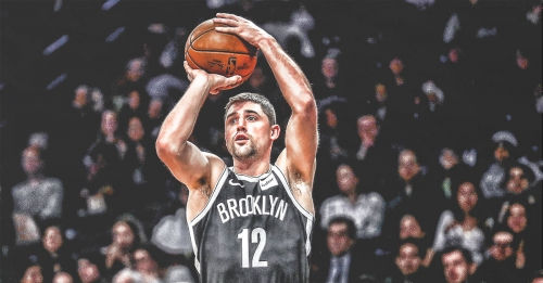 Nets' Joe Harris says players were crying at halftime over Caris LeVert's injury